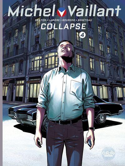 Michel Vaillant #4 – Collapse (2021)