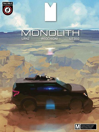 Monolith #2 (2021)