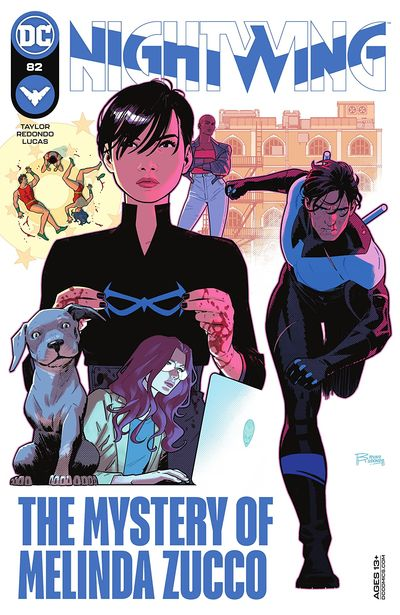 Nightwing #82 (2021)