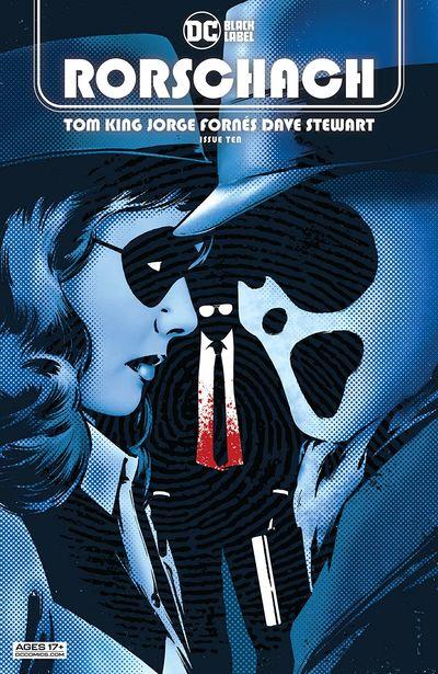 Rorschach #10 (2021)