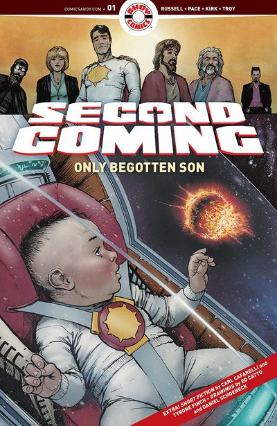 Second Coming – Only Begotten Son #3 (2021)