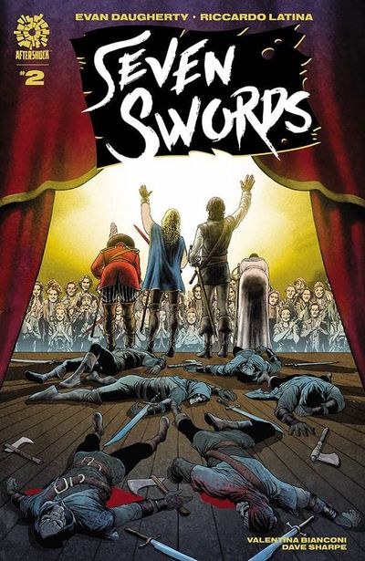 Seven Swords #2 (2021)