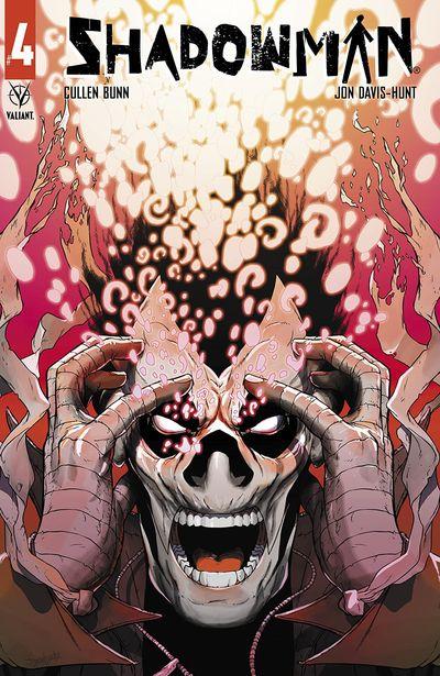 Shadowman #4 (2021)