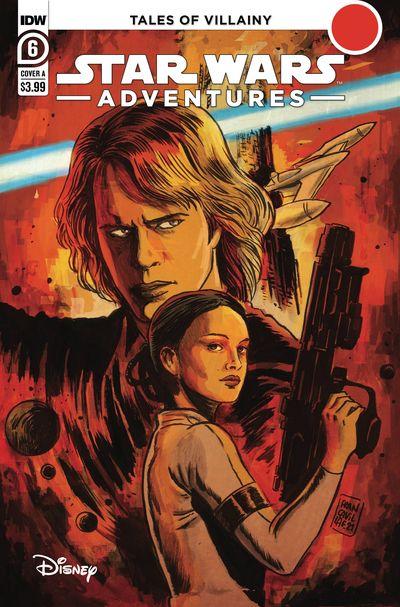 Star Wars Adventures #6 (2021)