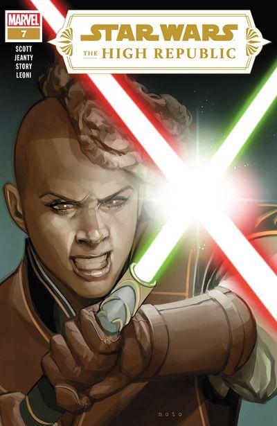 Star Wars – The High Republic #7 (2021)