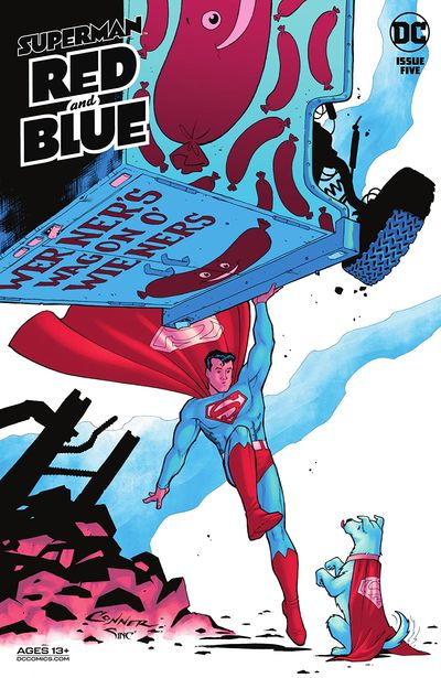 Superman Red and Blue #5 (2021)