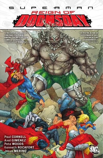 Superman – Reign of Doomsday (TPB) (2012)