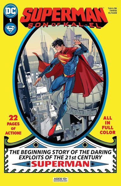 Superman – Son of Kal-El #1 (2021)