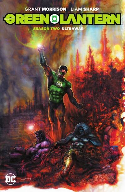 The Green Lantern Season Two Vol. 2 – Ultrawar (TPB) (2021)