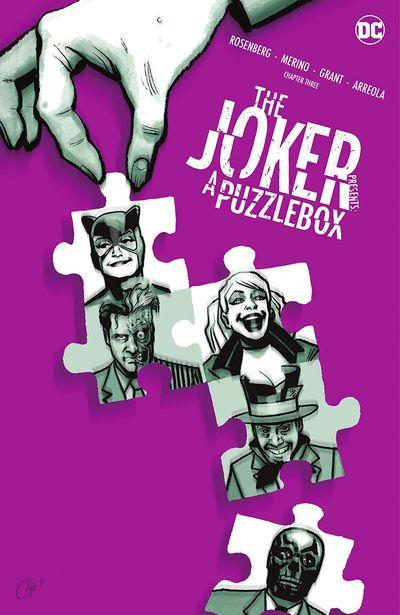 The Joker Presents – A Puzzlebox #3 (2021)
