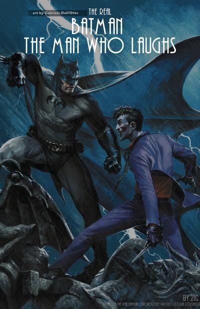 The Real Batman Year One (Fan Edit)