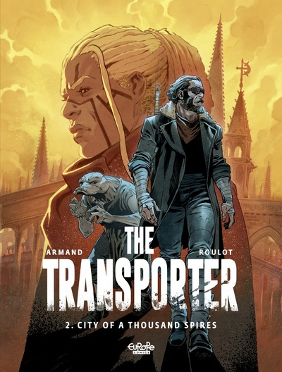 The Transporter #2 – City of a Thousand Spires (2021)