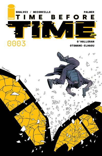 Time Before Time #3 (2021)