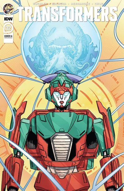 Transformers #32 (2021)