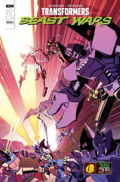 Transformers – Beast Wars #6 (2021)