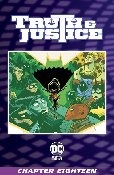 Truth and Justice #18 (2021)