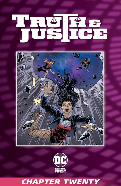Truth and Justice #20 (2021)
