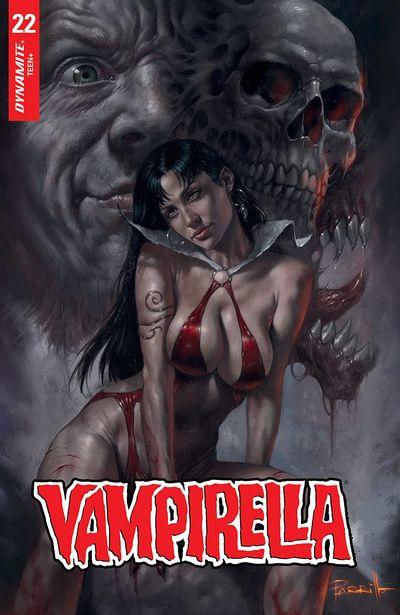 Vampirella #22 (2021)