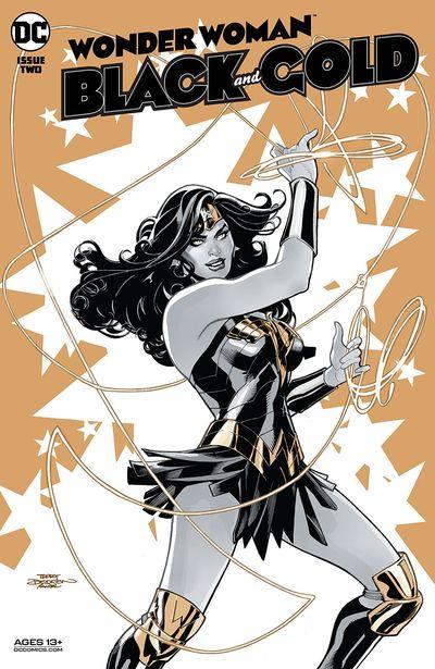 Wonder Woman Black and Gold #2 (2021)