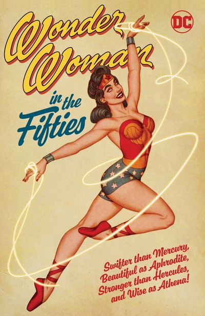 Wonder Woman in the Fifites (2021)
