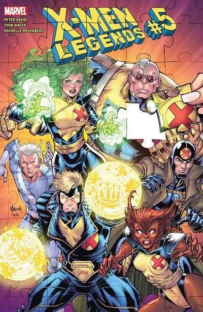 X-Men Legends #5 (2021)