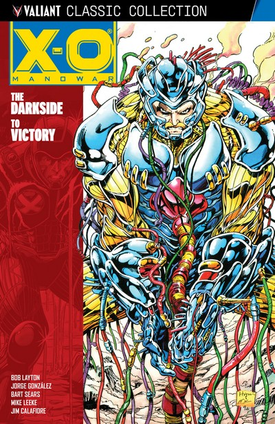 X-O Manowar – The Darkside to Victory (TPB) (2020)