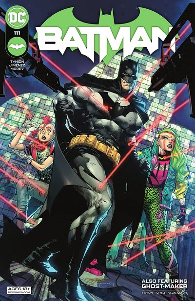 Batman #111 (2021)