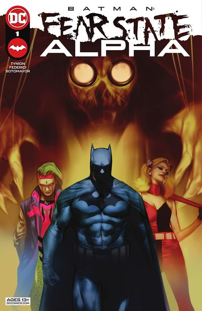 Batman – Fear State – Alpha #1 (2021)