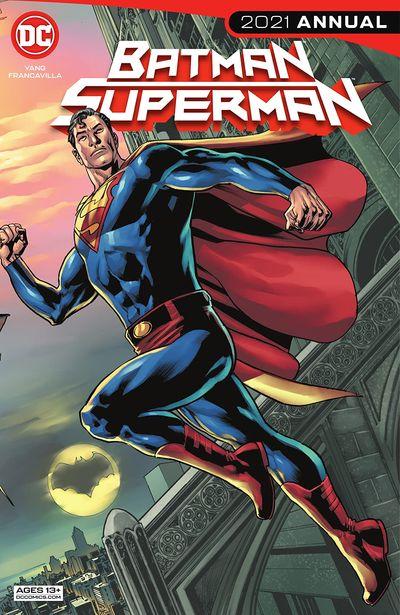 Batman – Superman Annual #1 (2021)
