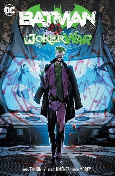 Batman Vol. 2 – The Joker War (TPB) (2021)