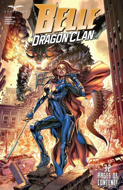 Belle – Dragon Clan (2021)