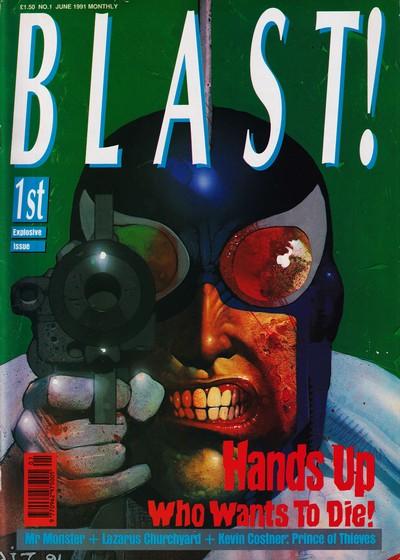 Blast! #1 – 7 (1991)