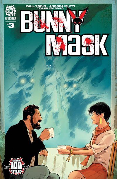 Bunny Mask #3 (2021)