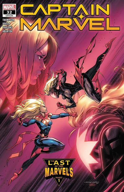 Captain Marvel #32 (2021)