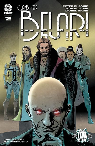 Clans of Belari #2 (2021)