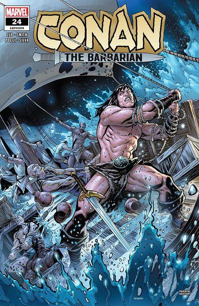 Conan The Barbarian #24 (2021)