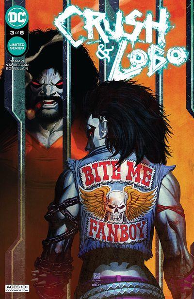 Crush and Lobo #3 (2021)