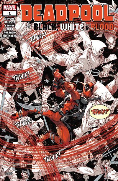 Deadpool – Black, White & Blood #1 (2021)