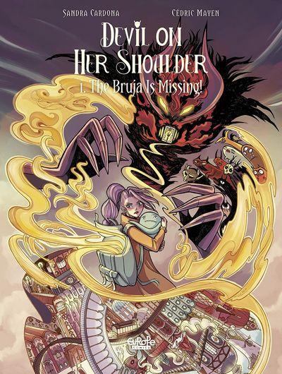 Devil on Her Shoulder Vol. 1 – The Bruja Is Missing! (2021)