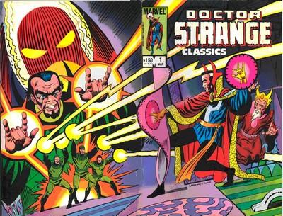 Doctor Strange Classics #1 – 4 (1984)