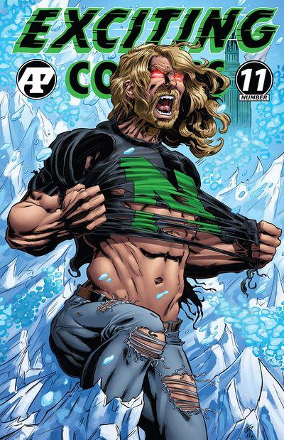 Exciting Comics #11 (2021)
