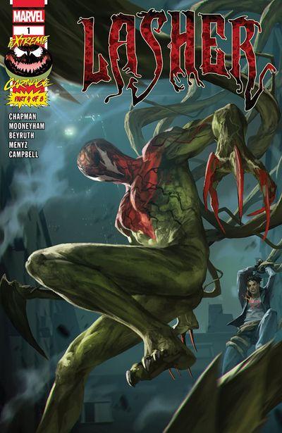 Extreme Carnage – Lasher #1 (2021)