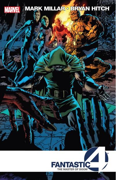 Fantastic Four – The Master of Doom (TPB) (2010)