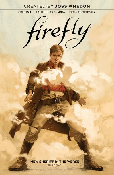Firefly Vol. 5 – New Sheriff In The 'Verse Part Two (TPB) (2021)