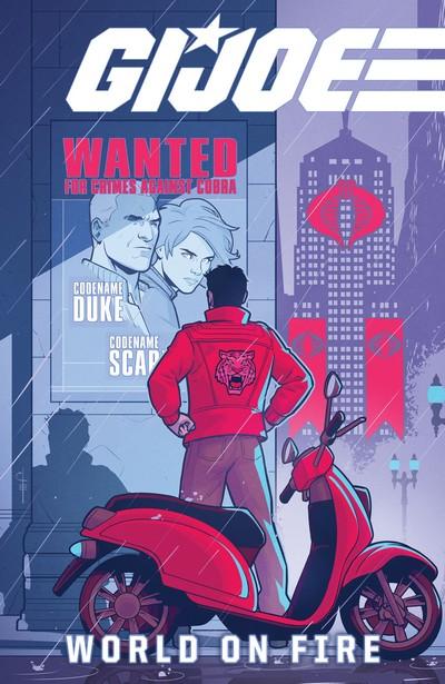 G.I. Joe – World On Fire (TPB) (2021)