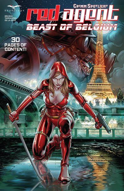 Grimm Spotlight – Red Agent – Beast of Belgium (2021)