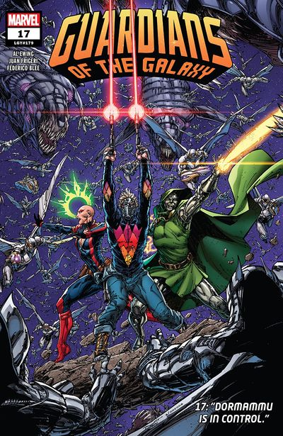 Guardians Of The Galaxy #17 (2021)