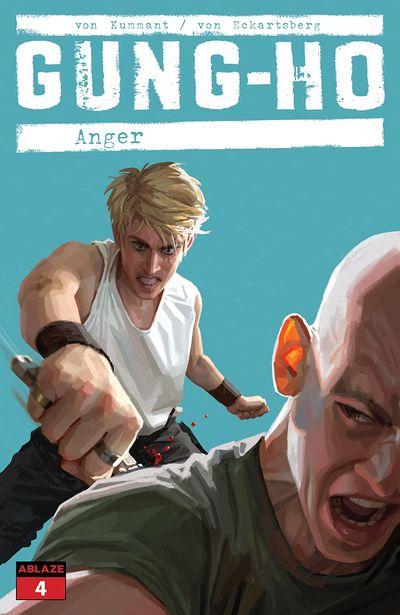 Gung-Ho – Anger #4 (2021)
