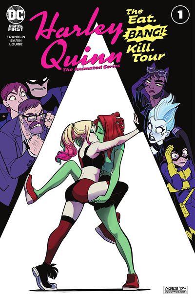 Harley Quinn – The Animated Series – The Eat. Bang! Kill. Tour #1 (2021)