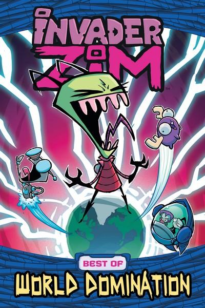 Invader ZIM Best of World Domination (TPB) (2020)